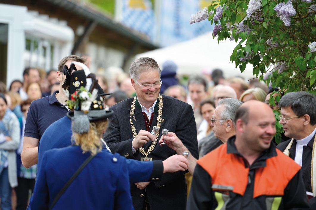 Interview Bürgermeister Gruchmann mit Stadtspiegel